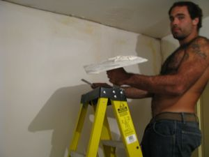 Danny drywall repair.